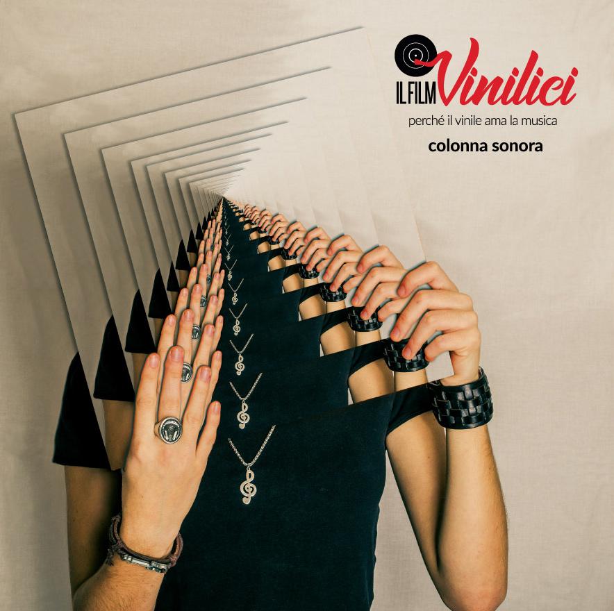 copertina Vinilici OST - Colonna Sonora - Fronte
