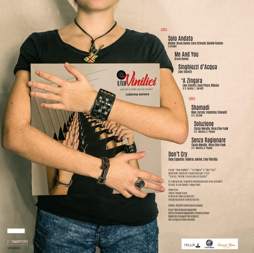 copertina Vinilici OST - Colonna Sonora - Retro